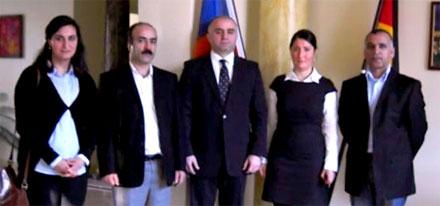 Встреча Езидов и представителей армянского посольства в Берлине
