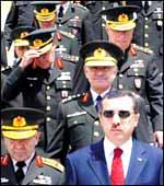 Турки организовывают оперции против ЦРУ