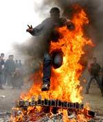 Gразднование курдского праздника - Навроз
