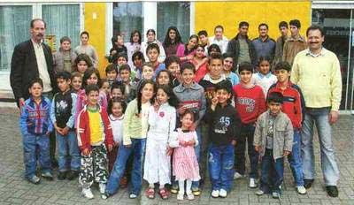 Занятия по Езидизму для детей в городе Зулинген (ГЕРМАНИЯ)